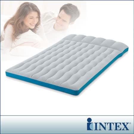 【INTEX】 雙人野營充氣床墊(車中床)