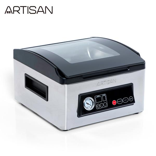 《ARTISAN》不鏽鋼乾濕二用腔式真空包裝機(ARCVS3050)