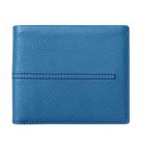 TODS-簡約雙折紙鈔夾/藍綠(無盒.附原廠防塵袋)