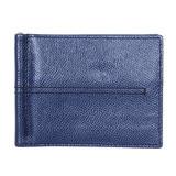 TODS-簡約雙折紙鈔夾/藍(無盒.附原廠防塵袋)