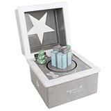 agnesb.- 星星翻蓋禮物音樂盒
