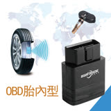 【Startrade】智能語音胎壓偵測器 OBD胎內型