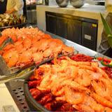 2張組↘【台北寒舍艾美酒店】探索廚房平日自助下午餐券