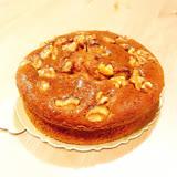 樂活e棧-生日快樂造型蛋糕-香蕉核桃蛋糕(6吋/顆,共1顆)