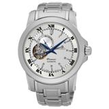 SEIKO Premier鏤空開芯機械腕錶(4R39-00L0W/SSA275J1)
