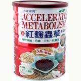 合家健寶紅麴蟲草養身飲750g/罐