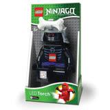 【 樂高積木 LEGO 】LED - 忍者電影 - 黑武士Garmadon手電筒