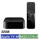 Apple TV 4K 32G (MQD22TA/A)