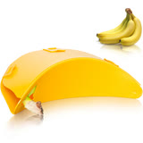 《TK》香蕉外出收納盒(黃)