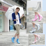 【飛銳fairrain】花漾果漾高跟防雨鞋套