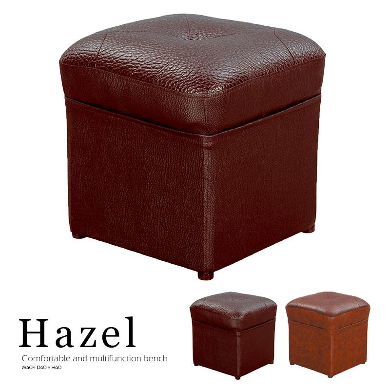 【ABOSS】Hazel 方型凳-淺咖、深咖(兩色可選)