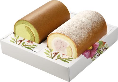 【亞尼克】亞尼克生乳雙捲禮盒(抹茶/草莓雙漩)(任選)