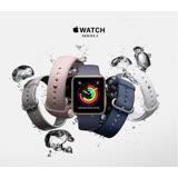 【38mm】Apple Watch Series 2 【鋁金屬錶殼搭配運動型錶帶】台灣貨 A1757