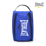 EVERLAST 拳擊運動品牌-鞋袋系列-藍/黑