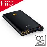 【風雅小舖】【FiiO Q1II USB DAC隨身型DSD輸出iPhone解碼耳機功率放大器】通過MFi認證可搭配iPhone使用