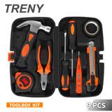 【TRENY】9件 工具組