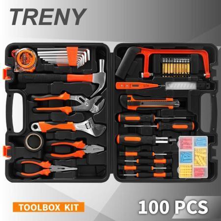 【TRENY】100件 工具組 -friDay購物