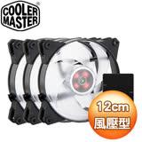 Cooler Master 酷碼 MasterFan Pro 120AP RGB風扇(風壓3合1含控制器)