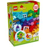 【LEGO樂高】得寶系列 10854 創意拼砌箱(大)