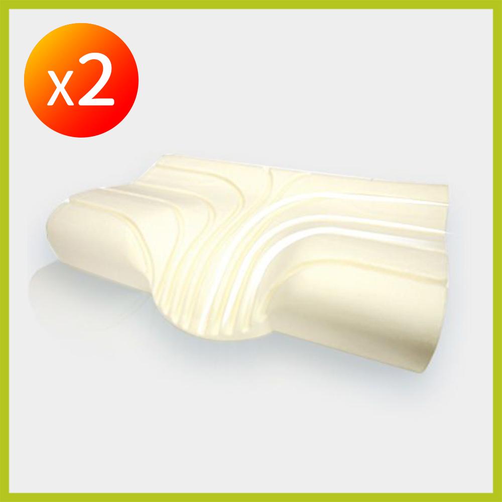 3D仰側睡 透氣舒眠夢享枕 記憶枕 工學枕 枕頭 2入