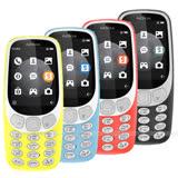 Nokia 3310 2017 經典復刻直立式手機-加送螢幕保護貼