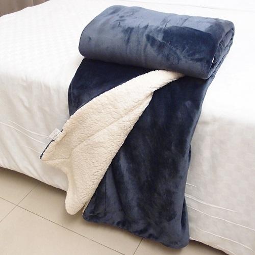 SHINEE 北歐風 低調奢華 頂級時尚《6款素色羊羔絨毯》-150X200CM 保暖毯冷氣畽法蘭絨