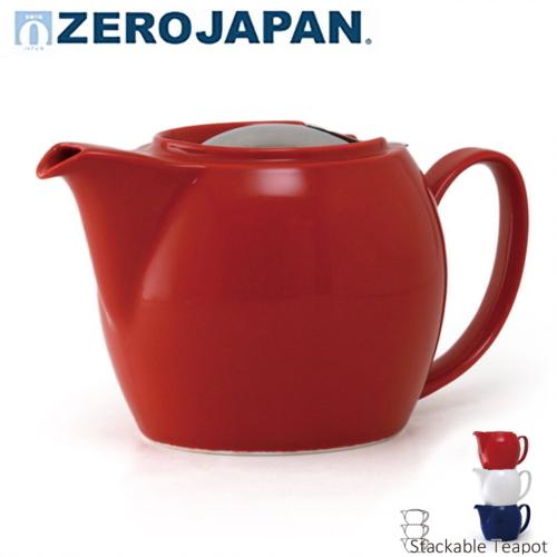 ~ZERO JAPAN~堆疊壺380cc 蕃茄紅
