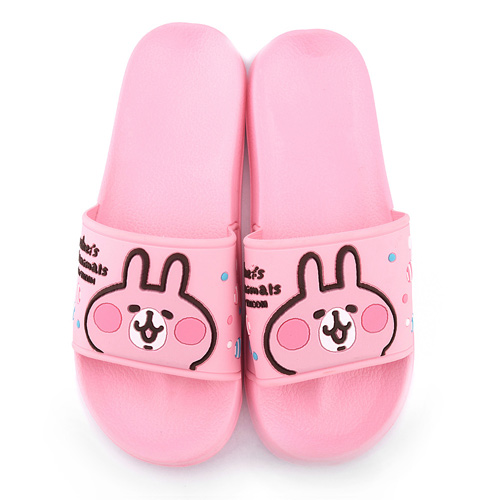童童鞋城堡-卡娜赫拉 女款 超輕量室內外拖鞋KI0510-粉