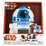 【BulbBotz】電影原聲夜燈鬧鐘 - 星際大戰 5.5吋 R2-D2