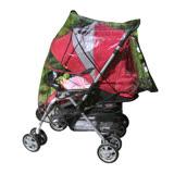 嬰兒手推車透明防塵防雨罩