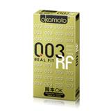 ((任選))《岡本okamoto》003 RF極薄貼身(6入/盒)