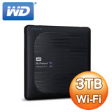 WD 威騰 My Passport Wireless Pro 3TB 2.5吋 Wi-Fi行動硬碟