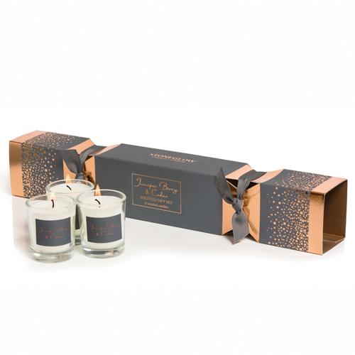 STONEGLOW 典雅雪松香氛燭禮盒