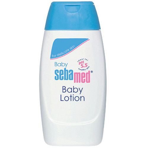 Sebamed施巴5.5 嬰兒潤膚乳液200ml