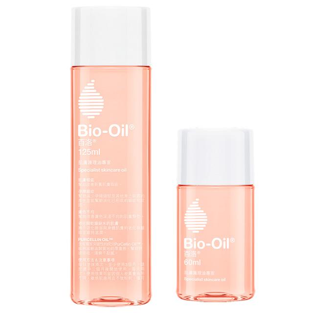 Bio-Oil百洛 護膚油【60ml+125ml】