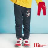 JJLKIDS 潮流個性貼布運動休閒長褲(2色)