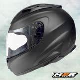 【M2R M3 素色 全罩安全帽】內襯全可拆│好市多專賣款│內置鼻罩│快拆鏡片