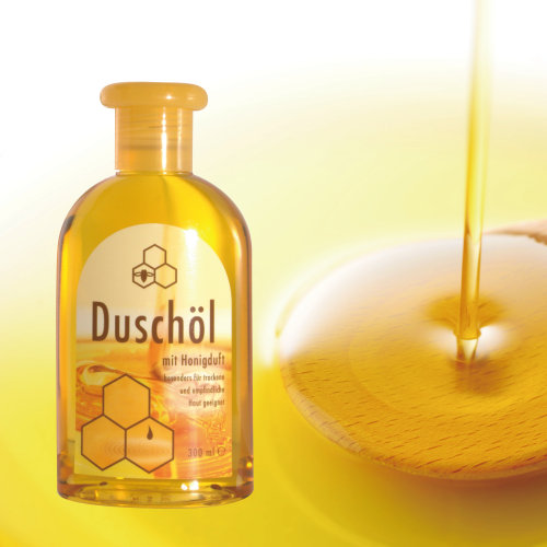 蜂蜜香氛按摩沐浴油