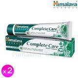 【Himalaya herbals】全方位呵護 天然草本牙膏100g(2入)