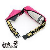 Jack Wolfskin 飛狼多功能魔術腰帶-桃紅 3x90cm