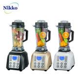【NIKKO日光】數位全營養調理機BL-168(白/黑/金)★ 加贈方杯or靠譜鍋★好禮二選一