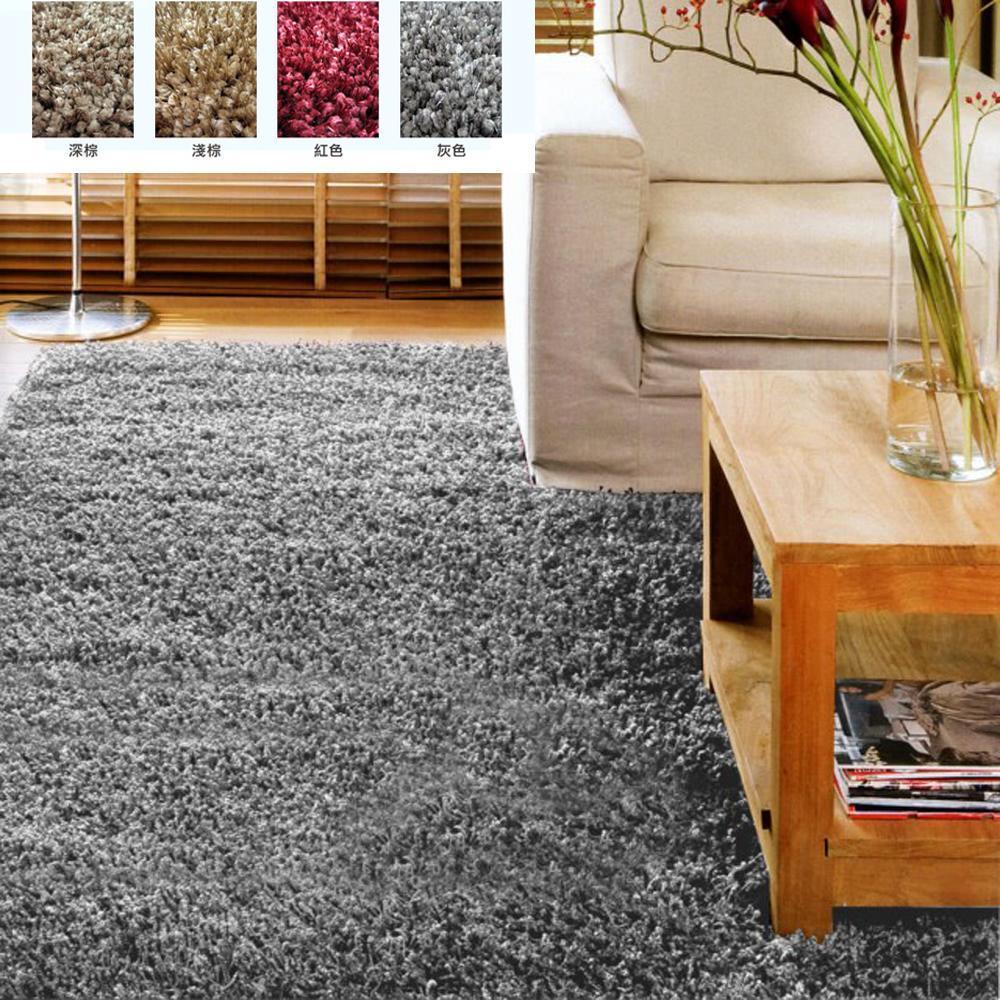 【范登伯格】新艾菲爾絲絨光澤長毛地毯(3CM-共三色)130x200cm
