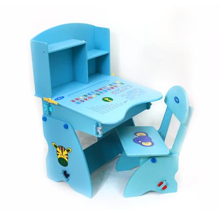 捷運新埔站 木質升降成長學習書桌椅
