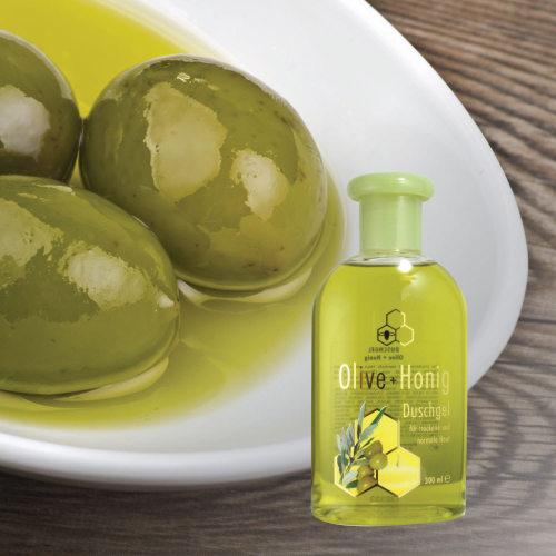 蜂蜜橄欖沐浴乳