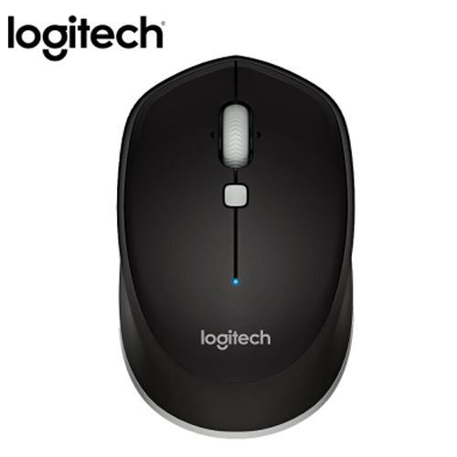Logitech羅技 藍芽滑鼠M337 - 黑