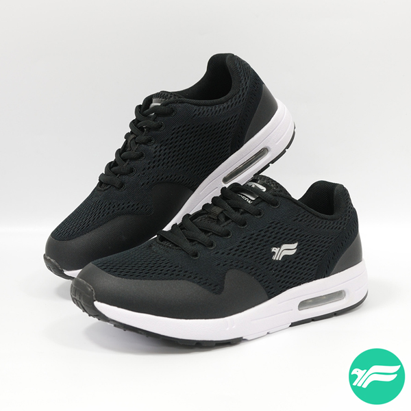 【G.P 女款輕量氣墊運動鞋】P5779W-10 黑色 (SIZE:36-40 共三色)