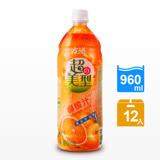 【古道】超美型柳橙果汁飲料960ml*12瓶