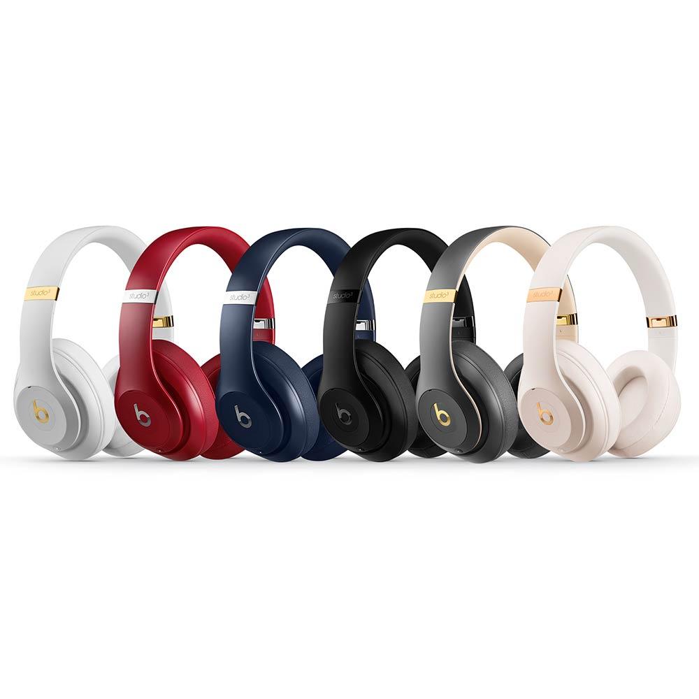 Beats Studio3 Wireless 耳罩式藍牙耳機