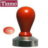 Tiamo 0914木柄鋁底填壓器58mm (HG2581)