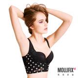 Mollifix 瑪莉菲絲 Body偽妝術波波UP短馬甲 (黑加侖)